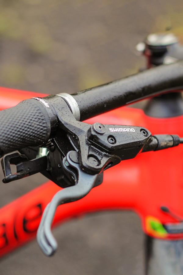 Cannondale Trail brakes