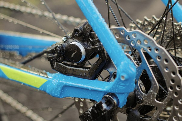 Cannondale Trail rear brake