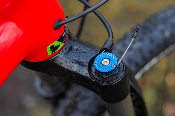 Cannondale Trail fork lockout
