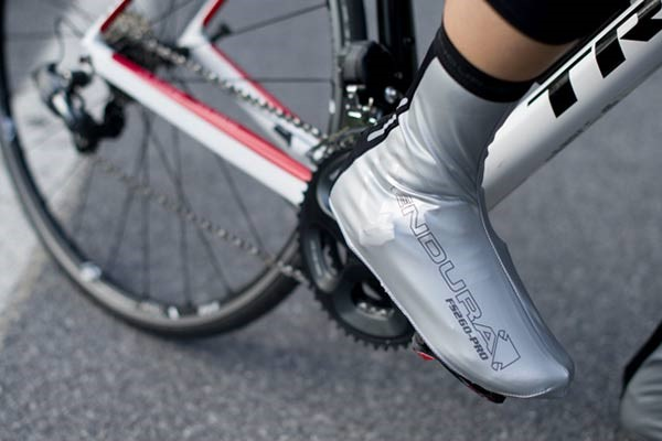 Waterproof Endura overshoes