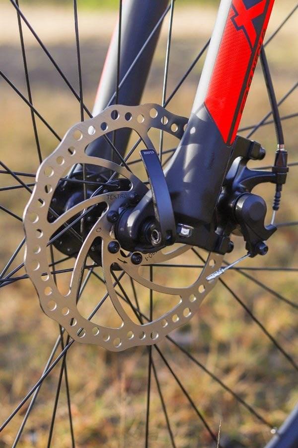 Giant ATX disc brakes