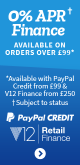 0% APR Finance available on orders over £99