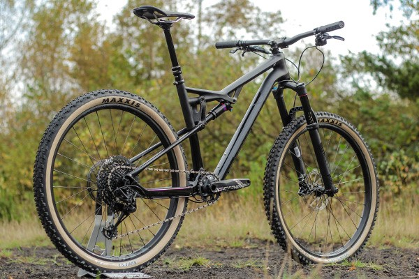 Cannondale Habit full sus mountain bike