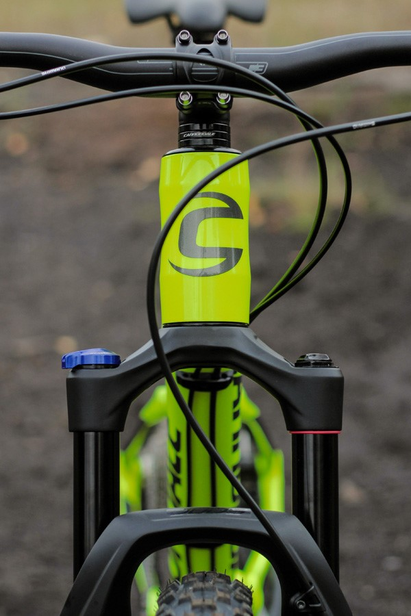 Cannondale Habit headtube