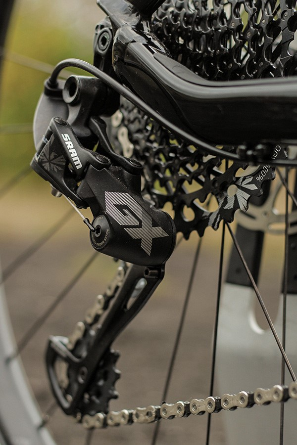 Cannondale Habit rear mech