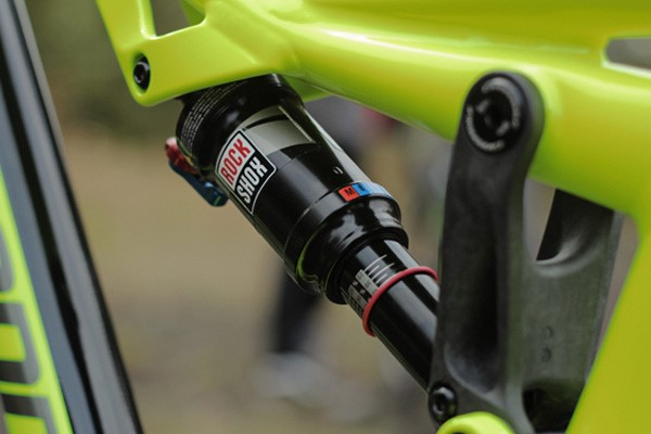 Cannondale Habit rear shock