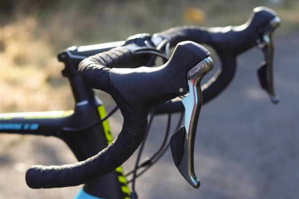 Giant TCR Advanced 2017 chainstays