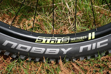 Schwalbe Nobby Nic Performance Folding bead tyres