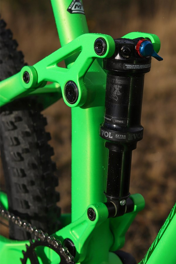 Merida One-Forty Fox rear shock