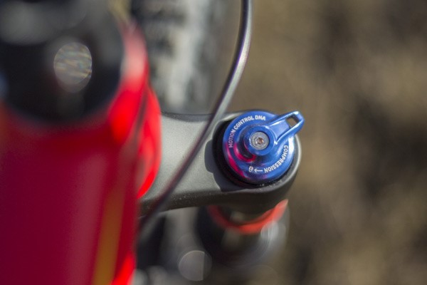 Specialized Camber fork dial