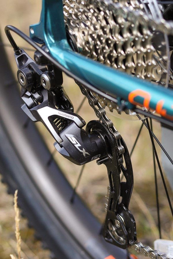 Cannondale Cujo rear mech