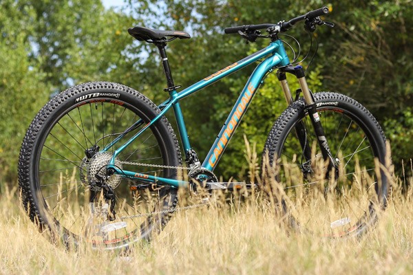 Cannondale Cujo hardtail mountain bike
