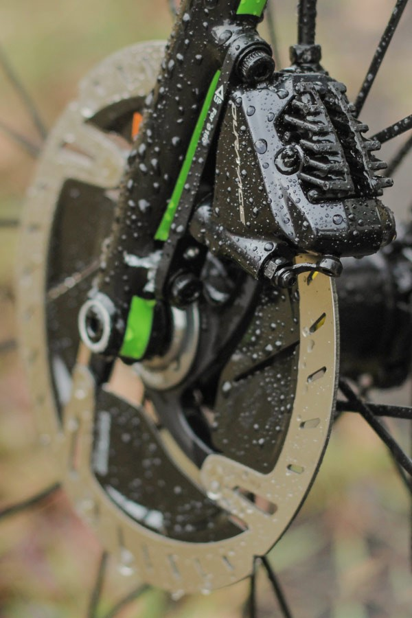 Cannondale SuperSix Evo disc brakes