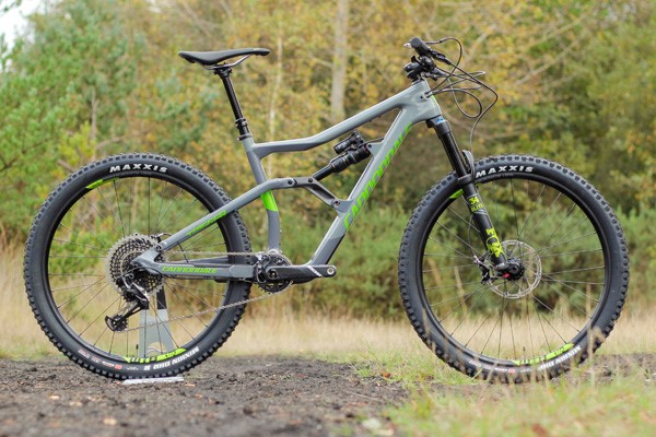 Cannondale Trigger full sus mountain bike