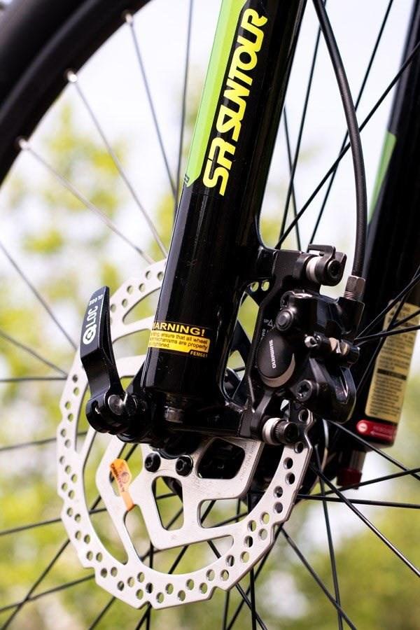 Giant Dirt-E+ brake