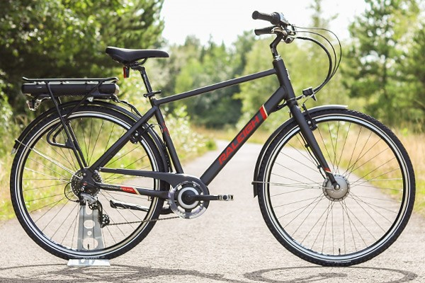 Raleigh Array electric urban bike