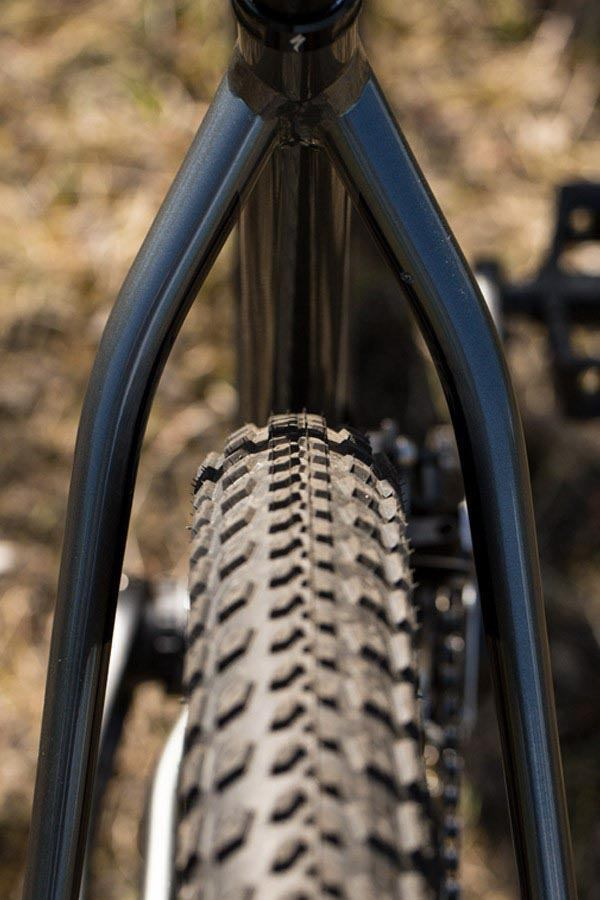 Specialized Chisel rear tyre