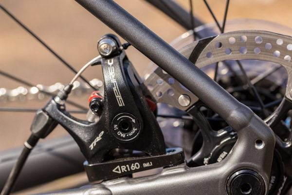 Specialized Diverge brake