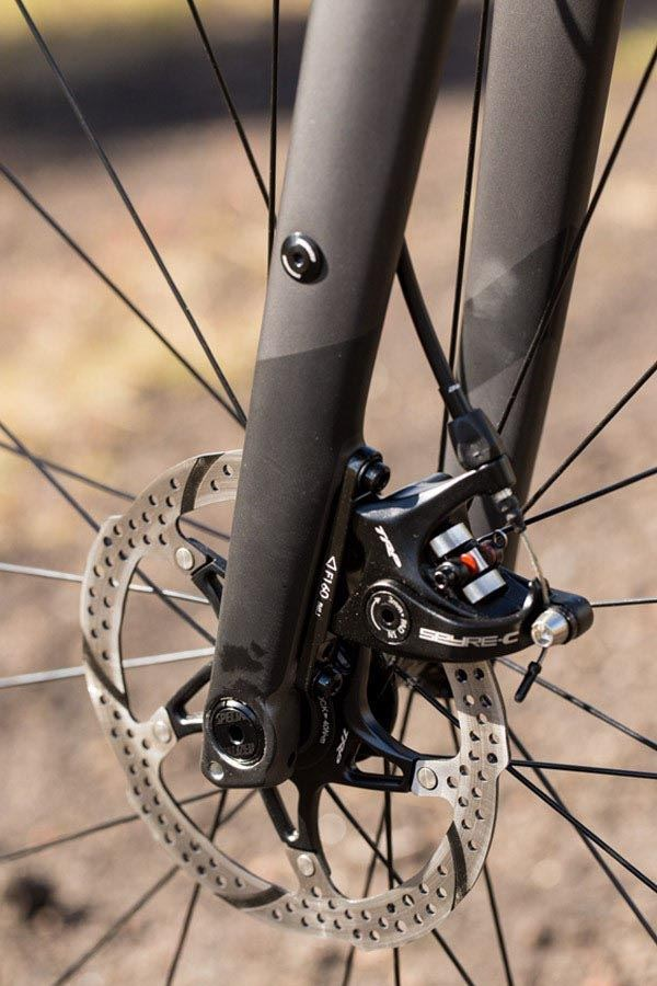Specialized Diverge fork