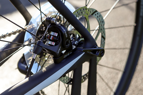 Specialized Roubaix brake