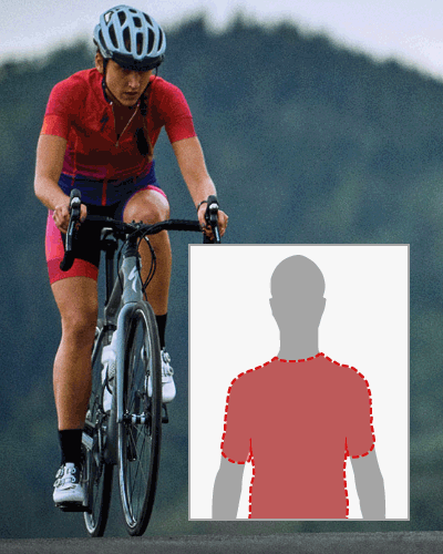 Image illustrating Specialized Form clothing fit