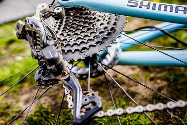 Shimano bike gears