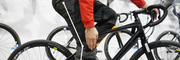 How to set your saddle height