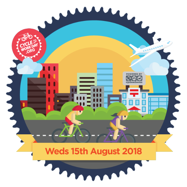 Cycle to Work Day 2018