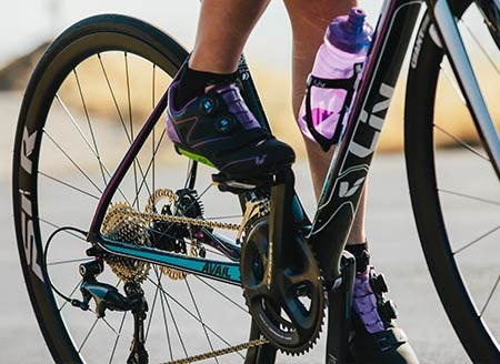 womens cycling shoes