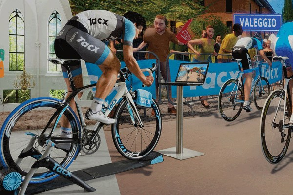 Virtual Training With Zwift   Tech Guides   Tredz Bikes