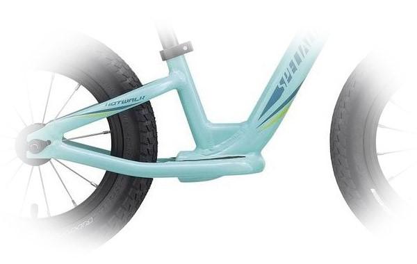 balance bike footrests