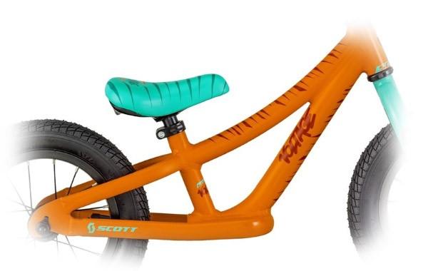 balance bike saddle