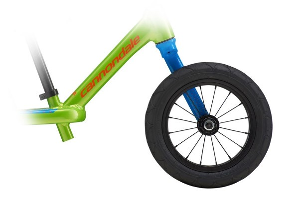 Close up of a Kids Cannondale Balance bike