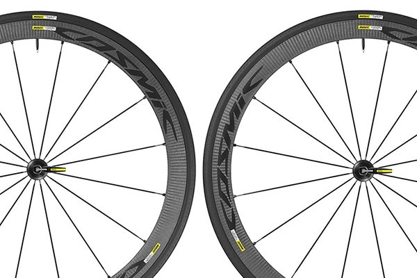 Mavic triathlon wheels