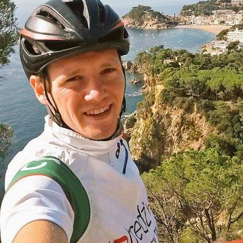 Team Tredz Rider Liam Lloyd