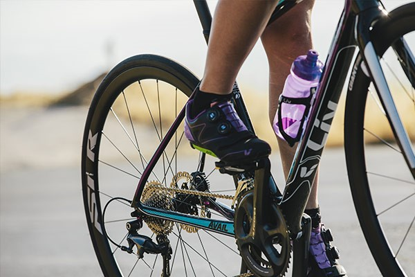 Womens road bike