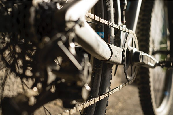 bike chainset