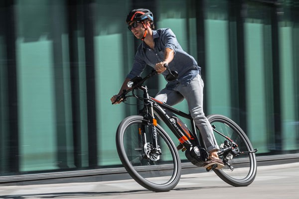 Ebikes for commuting