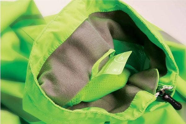 Luminite jacket lining
