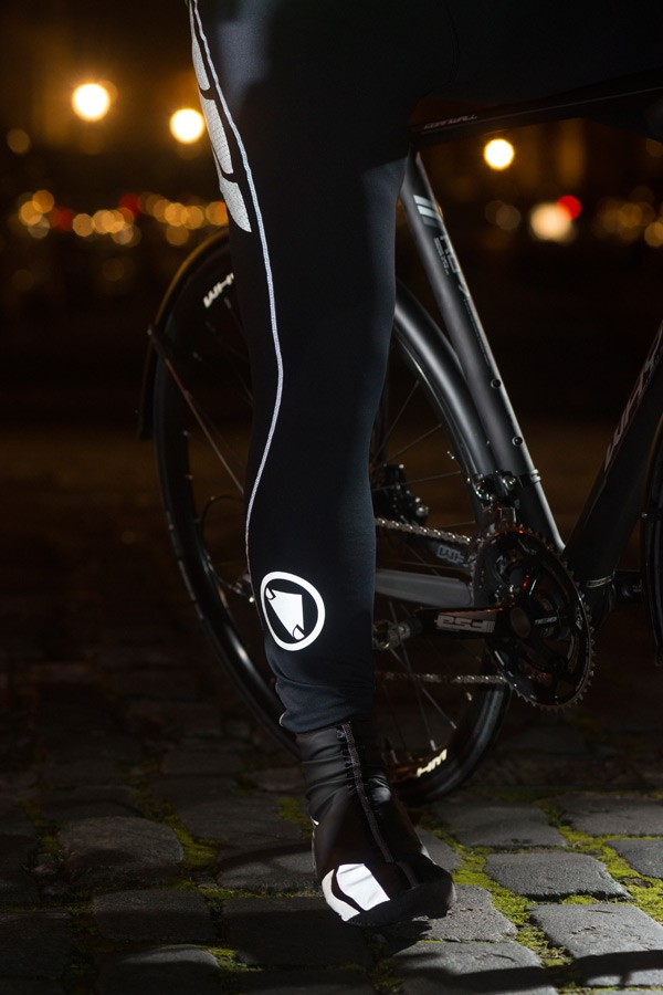 Luminite tights and overshoes