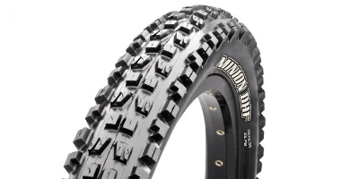 Trail tyre example