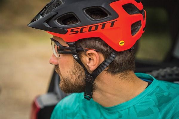 MTB helmet shell