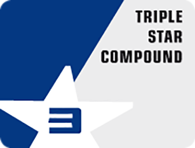 Schwalbe Triple Star Compound
