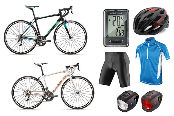Cycling bundle recommendation for £1000 budget
