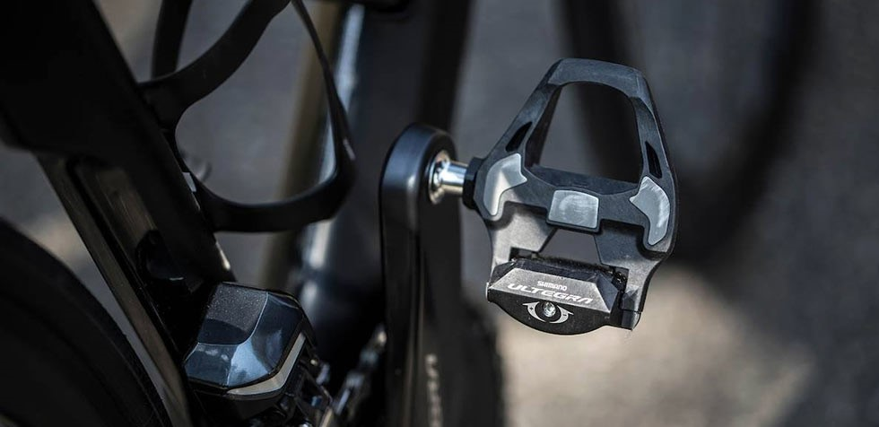 Shimano SPD clipless road pedals