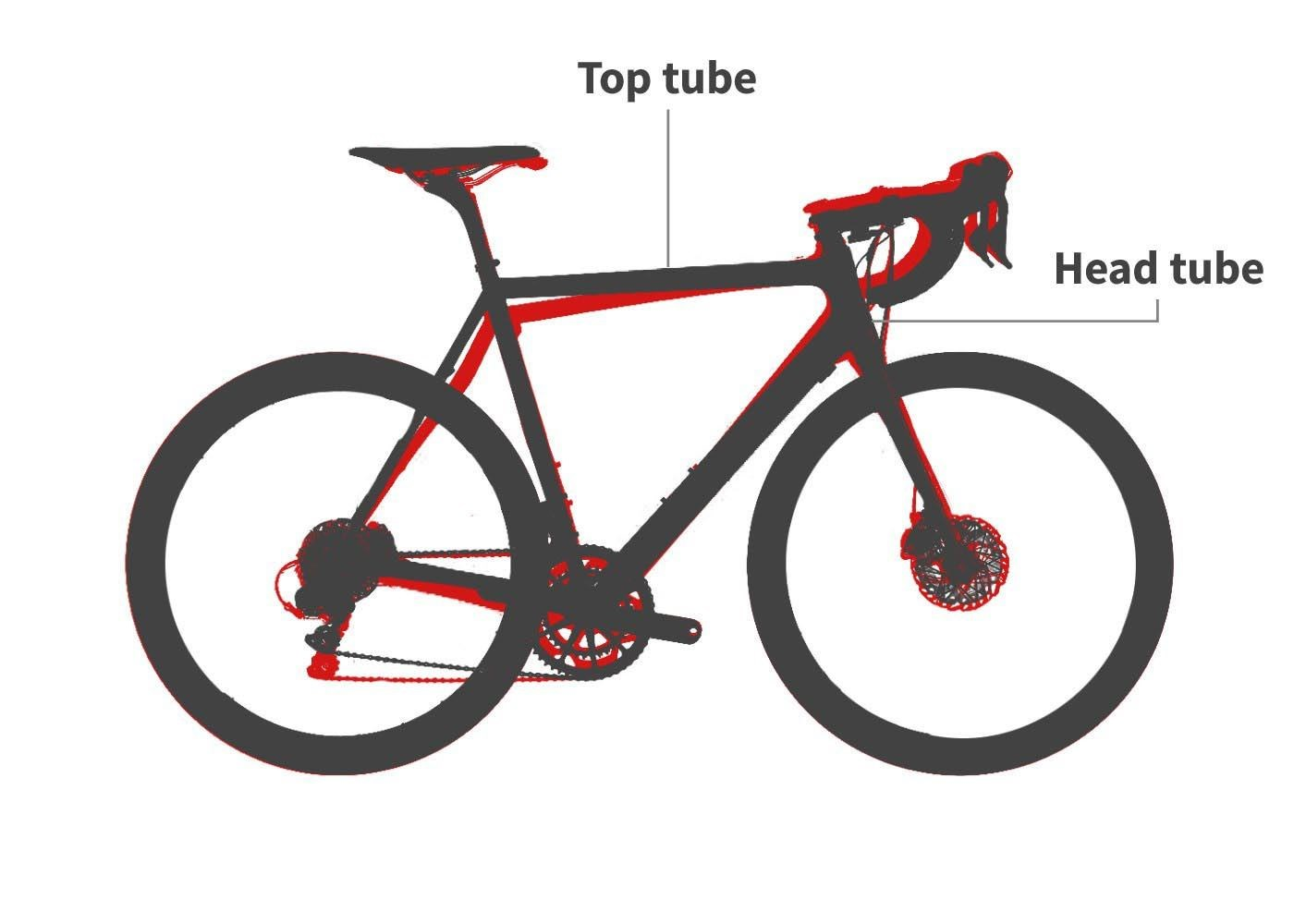 comparison of endurance and racing road bikes