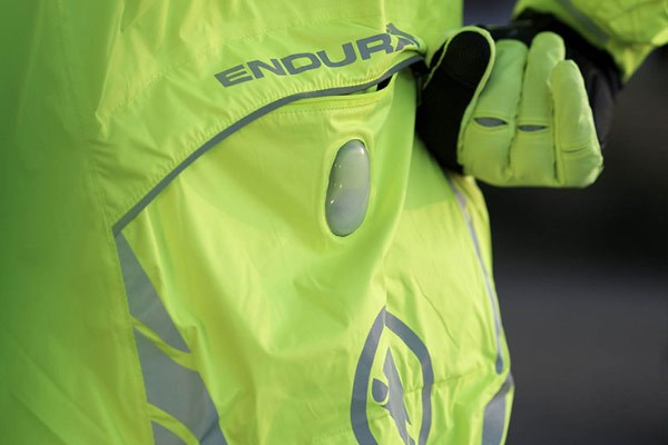 Some hi vis jackets come with integrated LED's