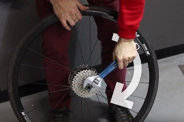 Checking your bike is safe before you ride
