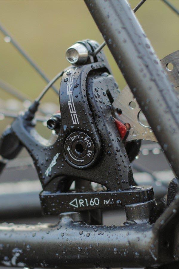 Cannondale CAADX brake
