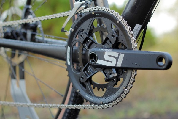 Cannondale CAADX chainset